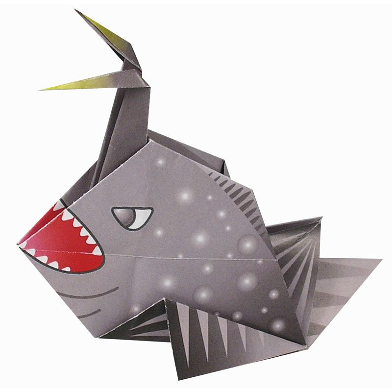 Origami Devil Fish Artec Educational
