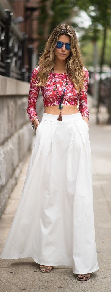 #street #style fitted crop top @wachabuy