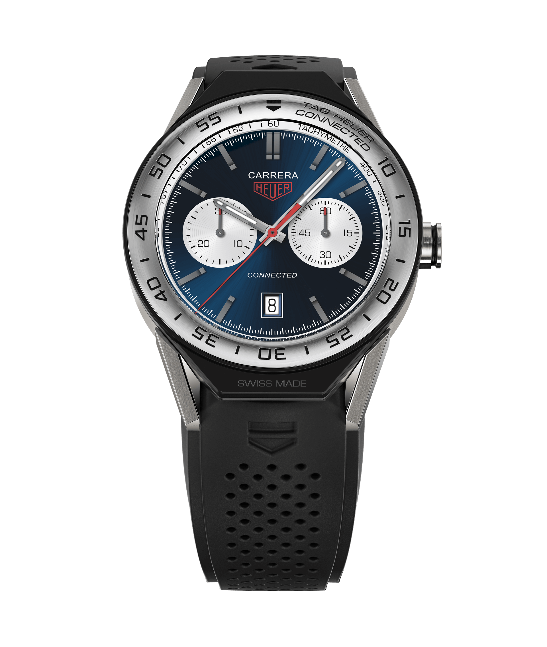 TAG Heuer Connected Modular 45, the new Smartwatch 2017 ...