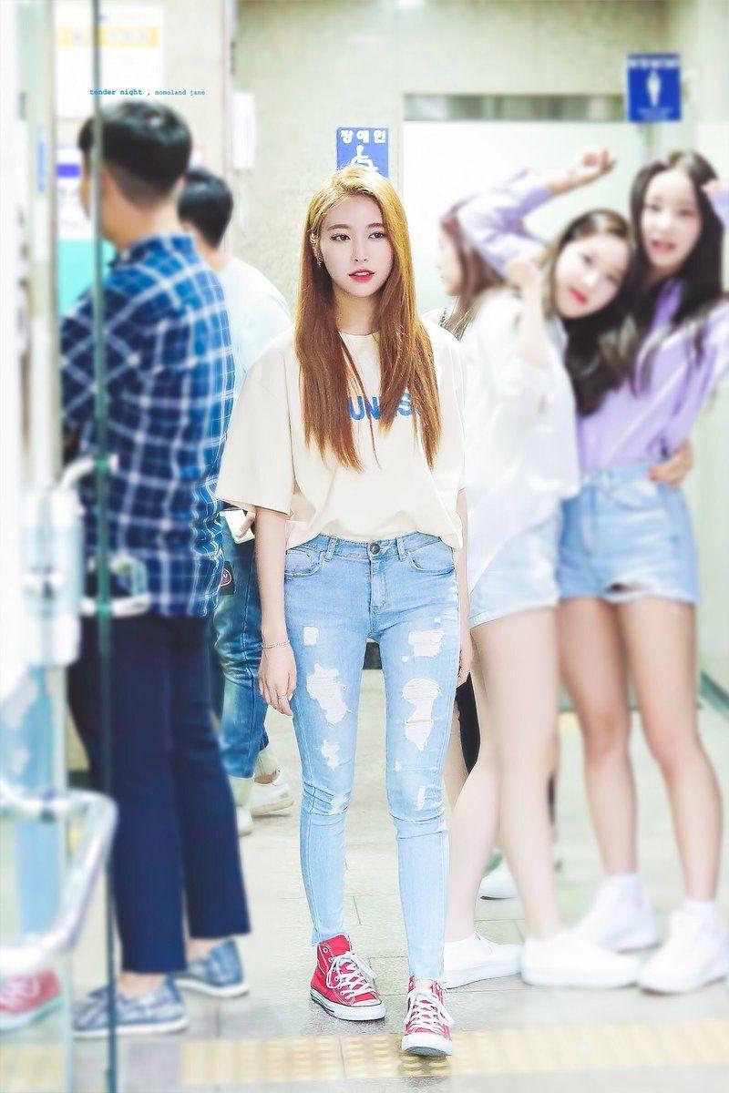 Pin by K-pop Idols on Momoland_Jane (제인) in 2019 | Fashion