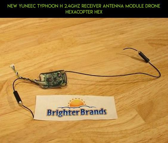 NEW Yuneec Typhoon H 2 4Ghz RECEIVER Antenna Module Drone Hexacopter