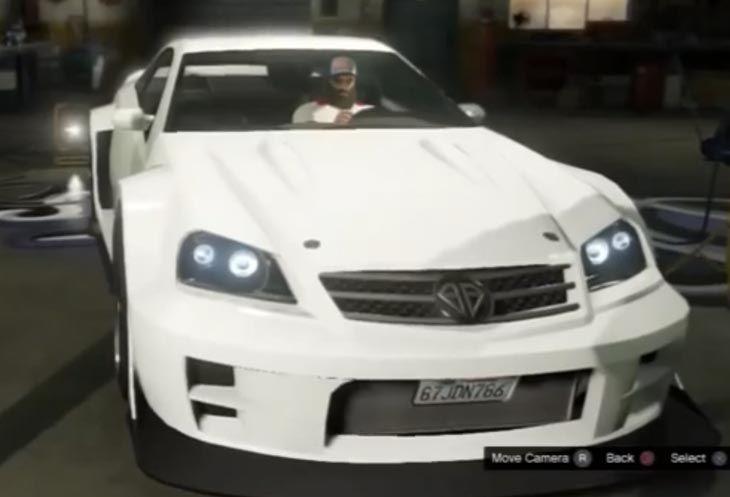 Have you taken the Benefactor Feltzer (Mercedes Benz SL) for