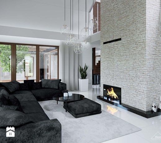 Awesome Decorating Ideas for Living Room with Fireplace
