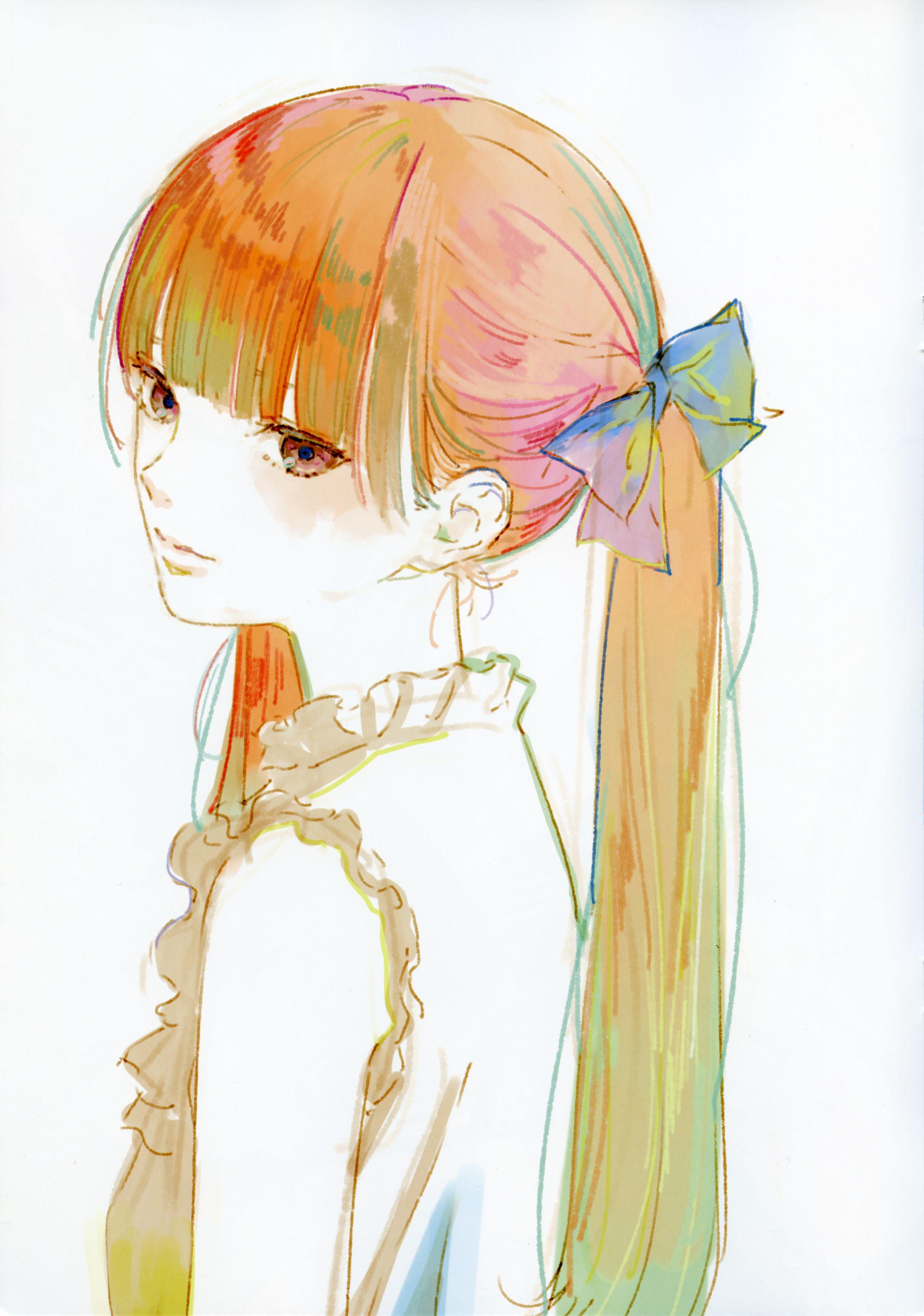 「Mel Kishida」おしゃれまとめの人気アイデア Pinterest *Anisazu * イラスト