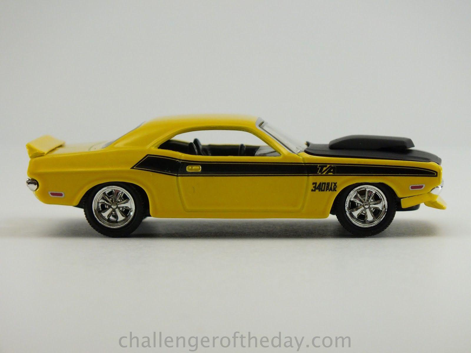 Challenger of the day challenger of the day 1970 dodge challenger hot wheels 100