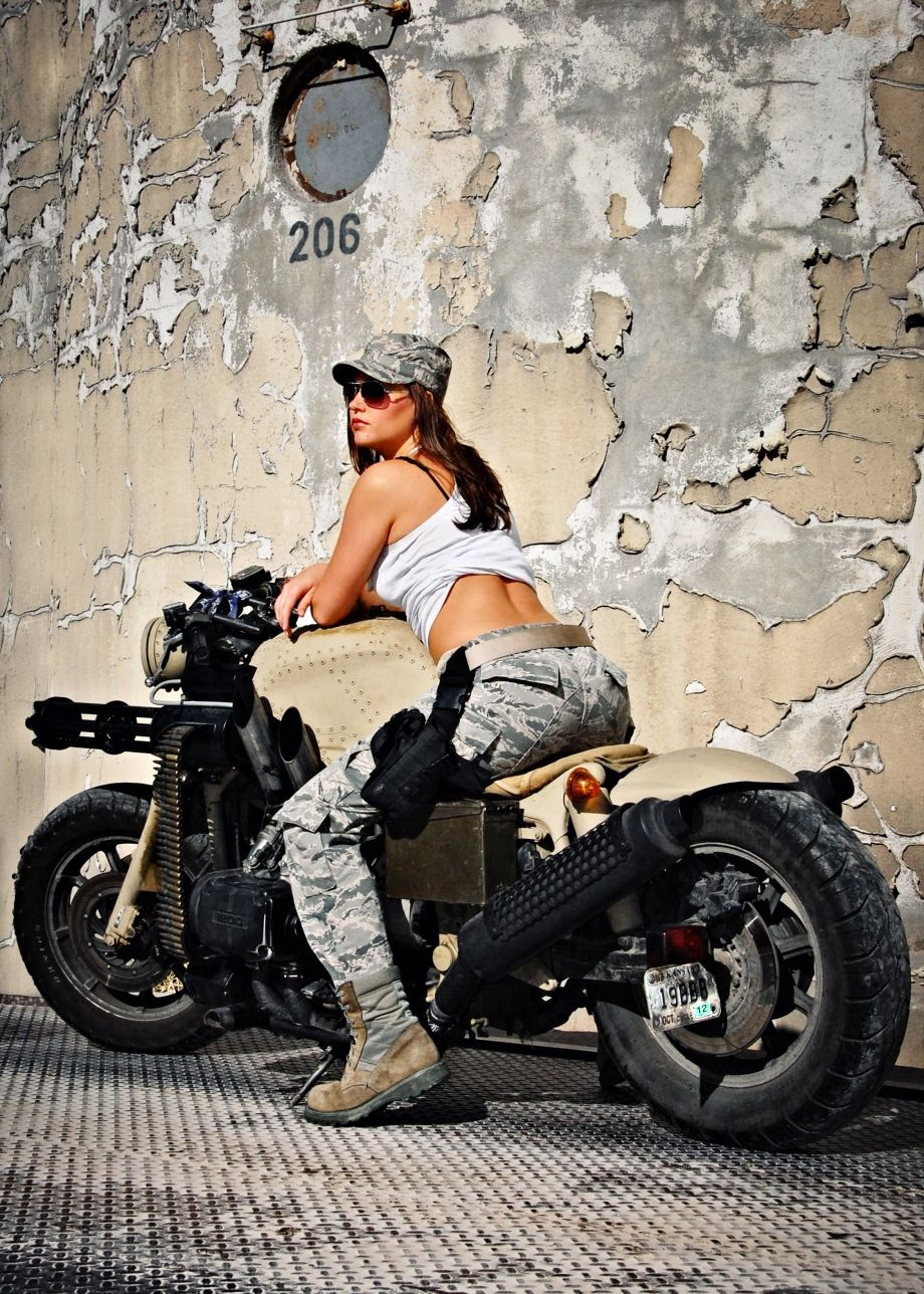 Goldwing naked motorcycles girls on
