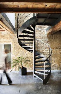 Escalier Contemporain Spir Deco Contemporain Escaliers Decors