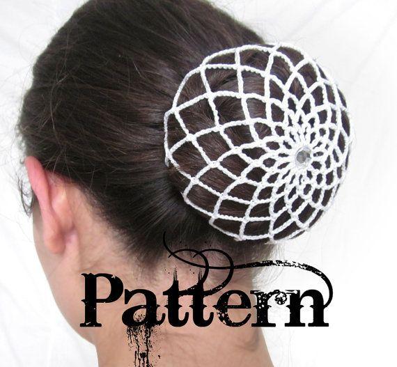 Crochet Bun Cover Pattern By Nostalgicnovelties On Etsy 400