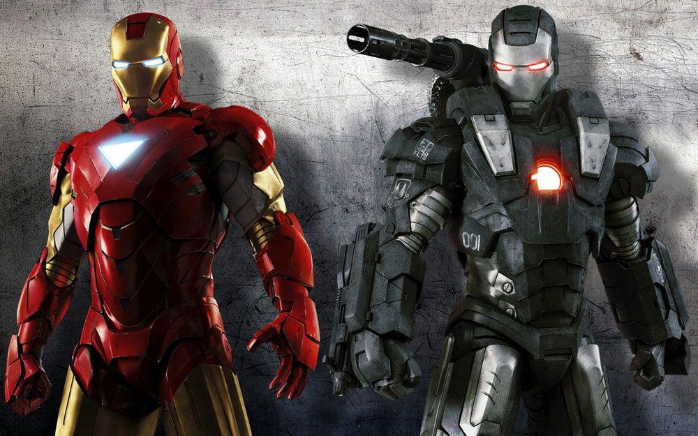 Ironman Robert Downey Jr War Machine Don Cheadle Iron Man Wallpaper Iron Man War Machine