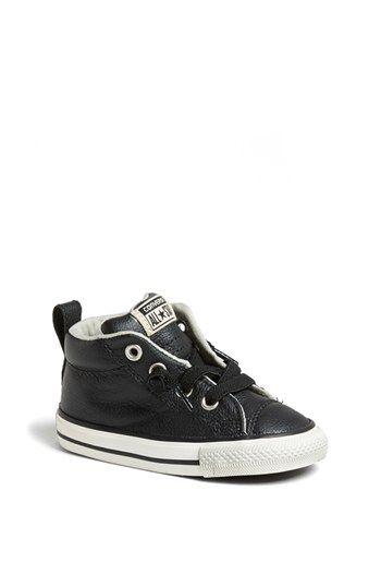 62f9e70e3d9ca7 Converse Chuck Taylor® All Star®  CT AS Street  Leather Slip-On Sneaker  (Baby