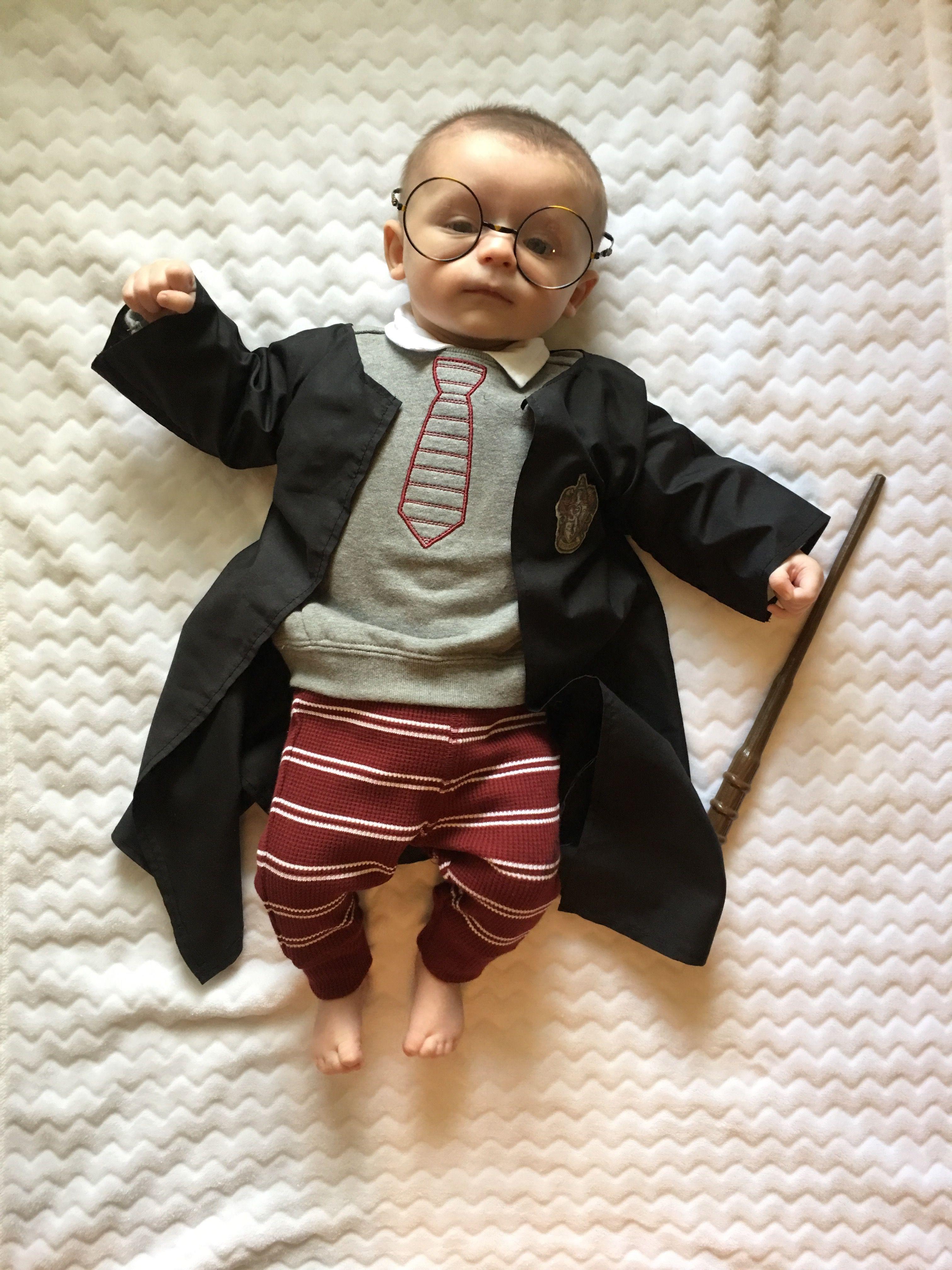 0c27df072 Harry Potter Infant Costume Halloween Baby
