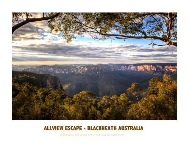 Allview Escape Blackheath Nsw Accommodation Blackheath Places To Visit The Blue Mountains