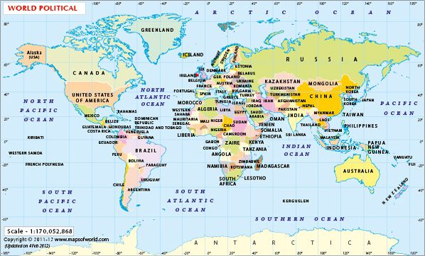 Printable world maps for kids google search college chick at her printable world maps for kids google search gumiabroncs Gallery