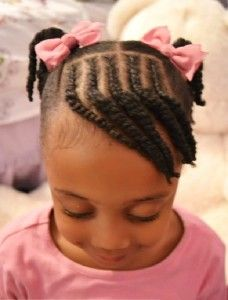 Hair Styles For Little Black Girls With Short Hair Baby Girl