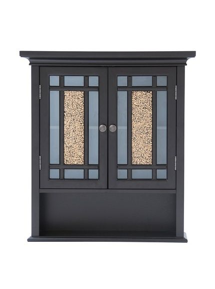Elegant Home Fashions Whitney Wall Cabinet, Dark Espresso, http://www.myhabit.com/redirect/ref=qd_sw_dp_pi_li?url=http%3A%2F%2Fwww.myhabit.com%2F%3F%23page%3Dd%26dept%3Dhome%26sale%3DA9LM1QKSG06A9%26asin%3DB007GYL78W%26cAsin%3DB007GYL78W