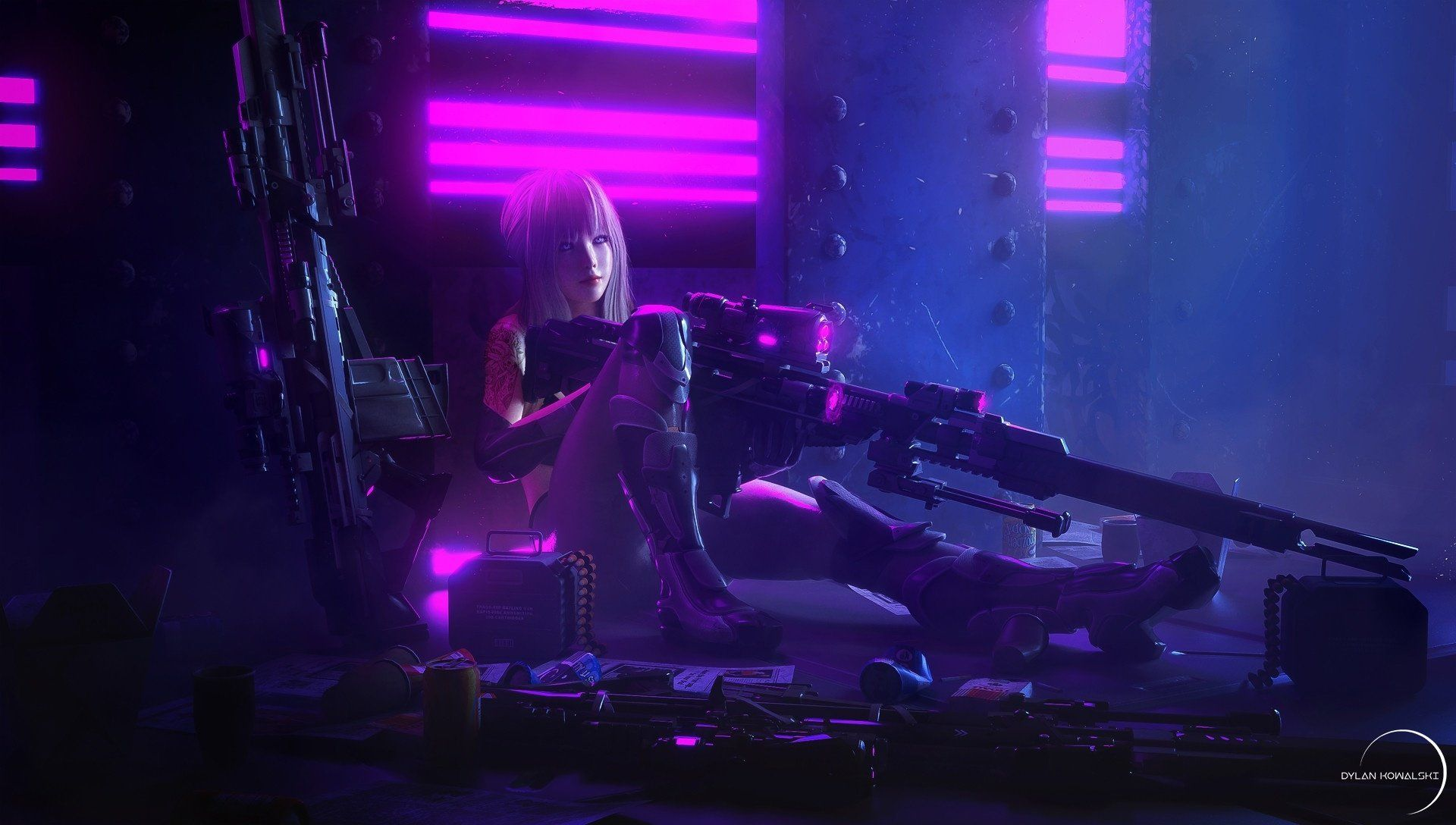Pin on /G/ Cyberpunk