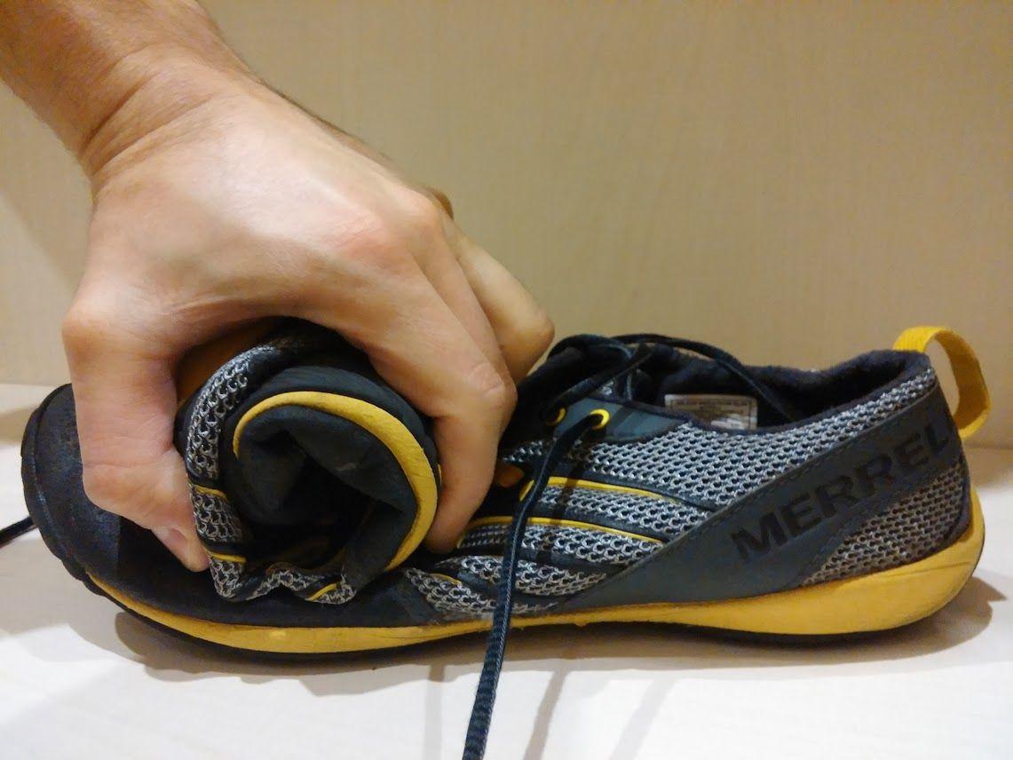 Moda Na Bieganie Minimalistyczne Bieganie Naturalne Merrell Trail Glove Underarmor Sneaker Sneakers Shoes