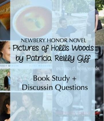 Book and a Movie: Pictures of Hollis Woods | Activities, Pictures ...