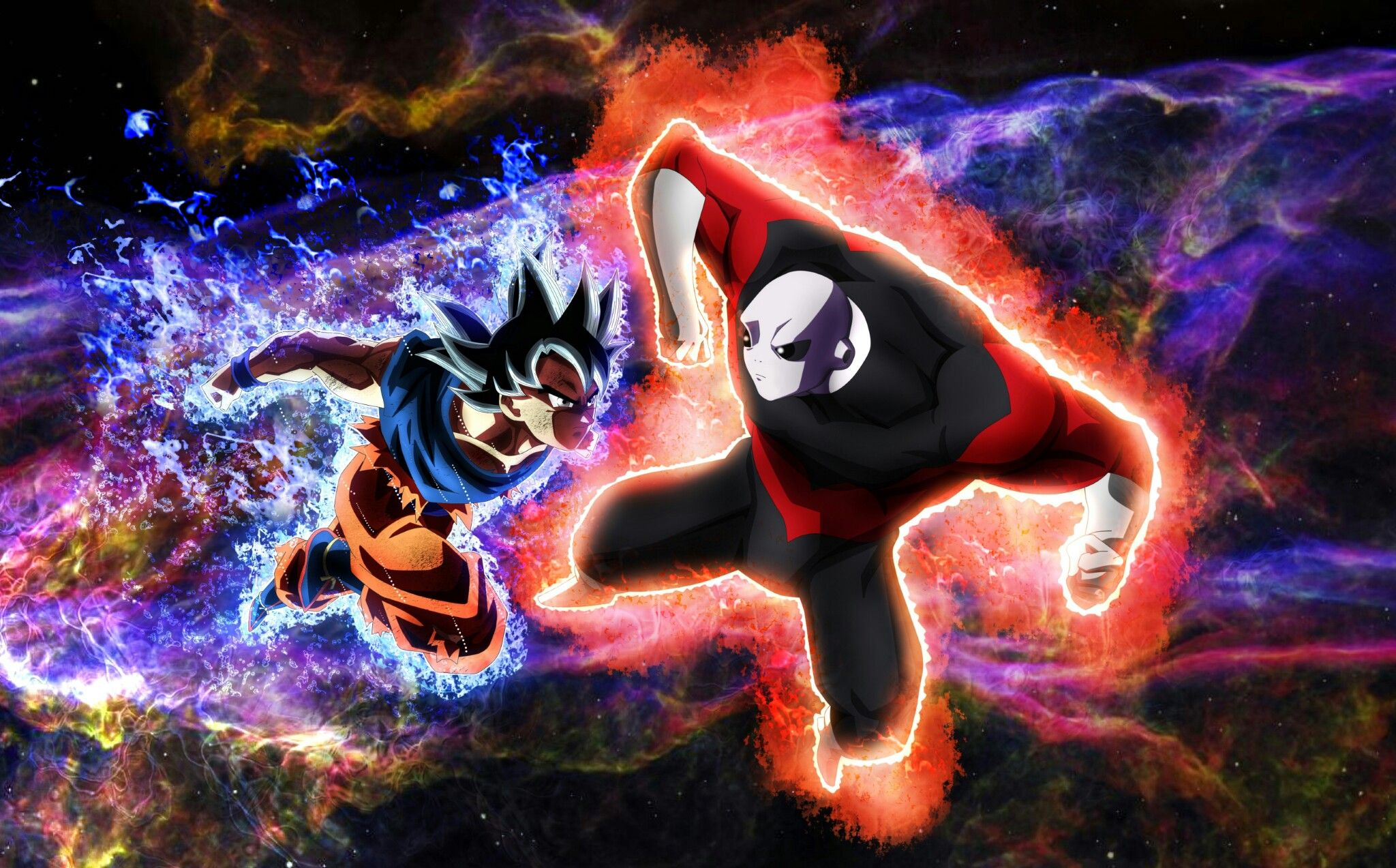 Goku instinto superior vs el marzianito 144p v dragon ball z super goku dragon ball y - Imagenes de dragon ball super ultra instinto ...