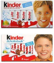 Bildergebnis für dein gesicht auf kinderschokolade