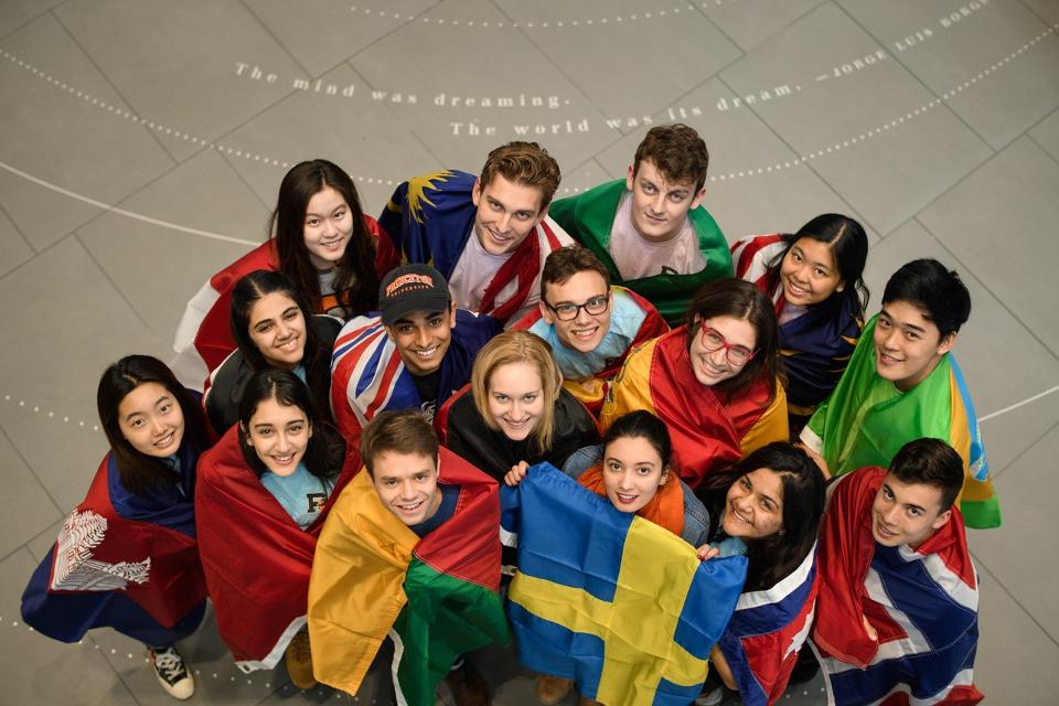 The Top 50 Schools For International Students 2019