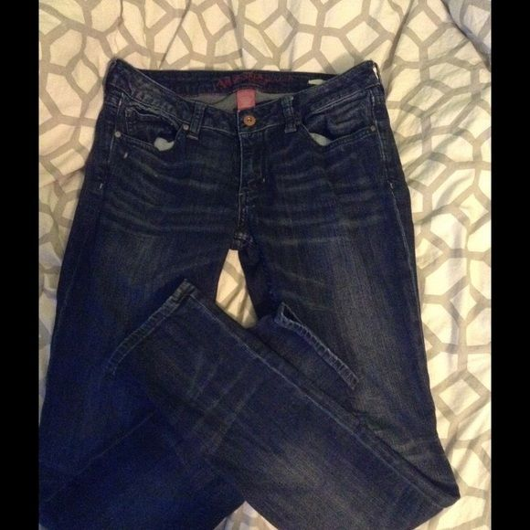 Super Skinny Arizona Jeans Co Jeans Size 7 In good condition. Fairly sturdy. They're called super skinny but they're not very tight. Very versatile! Arizona Jean Company Jeans Skinny