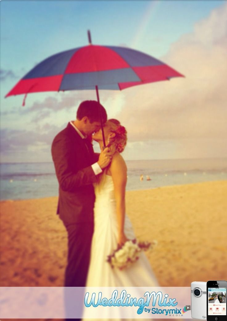 Capture your whole destination weekend in a one-of-a-kind wedding video!