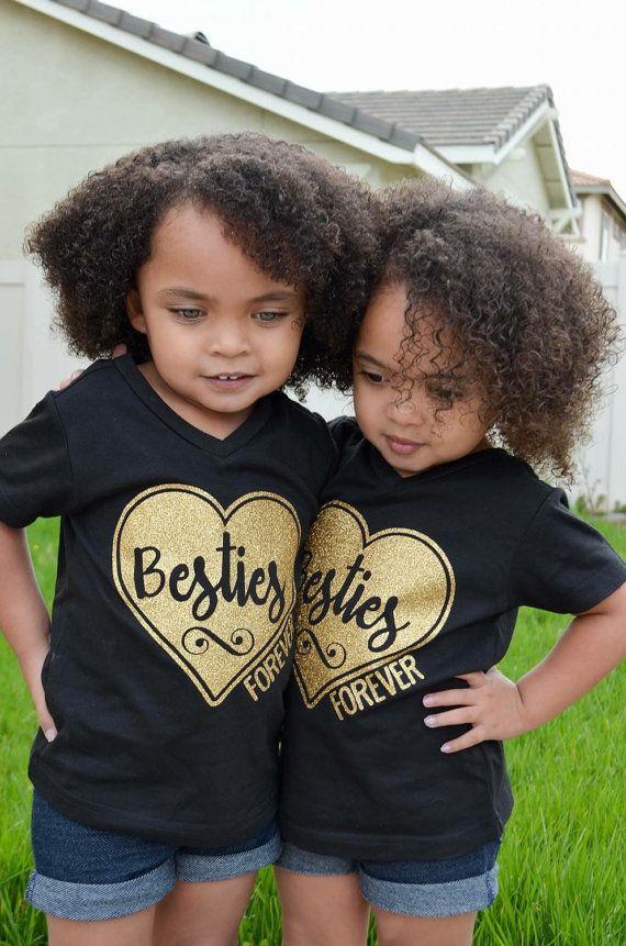 408d3daa6 Best Friends Shirt, Besties Tshirt, Friends Tshirt, Girls Shirt ...