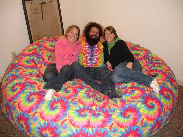 Pleasing Huge Bean Bag Chair Lovesac Love Sac Comfy Sack Fombag In Onthecornerstone Fun Painted Chair Ideas Images Onthecornerstoneorg