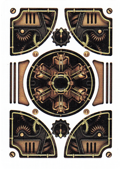 Bicycle® Steampunk Playing Cards