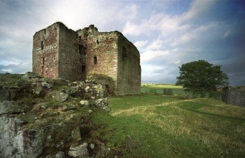 Cessford-Castle, Kerr