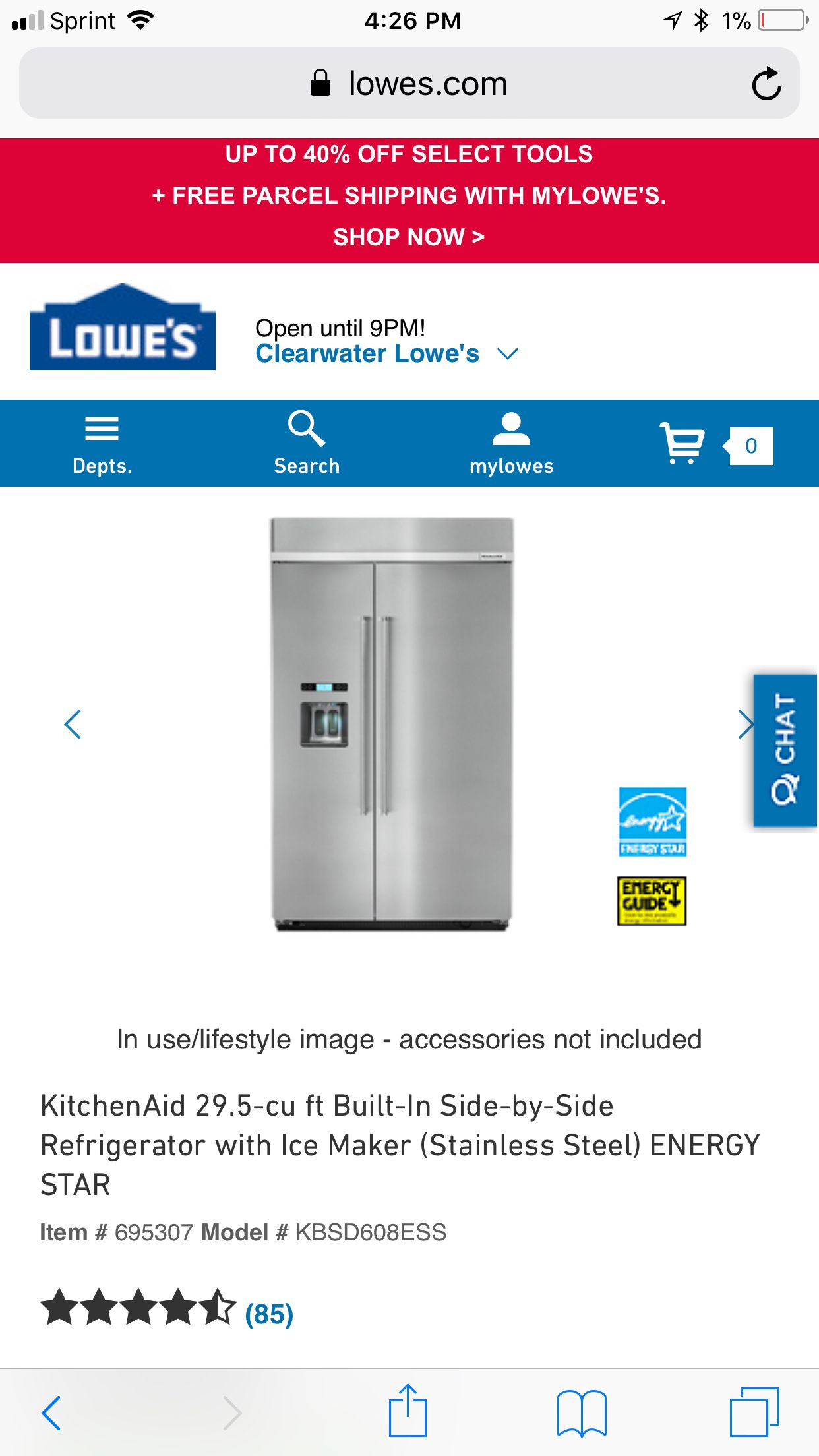 Pin by carol on remodel side by side refrigerator clear