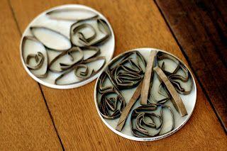 FreshlyPlanted: create (with kids): plastic lid printmaking