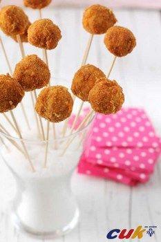 Recetas infantiles para cumplea os paletas de pollo crece bebe celebraciones recetas - Cumpleanos infantiles comida ...