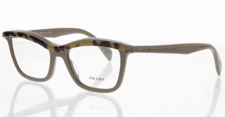 3bcdd94f94 PRADA PORTRAIT PR-17PV Marron MA61O1 Eyeglasses