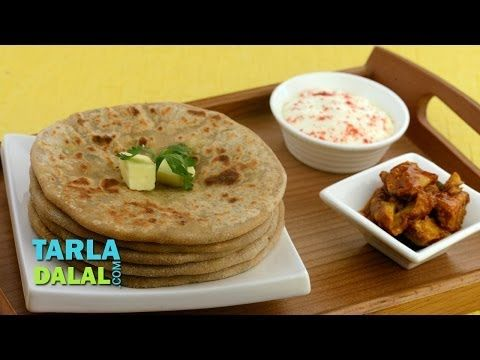 Aloo paratha video by tarla dalal hindi recipe video indian aloo paratha video by tarla dalal hindi recipe video indian and international cooking videos forumfinder Image collections