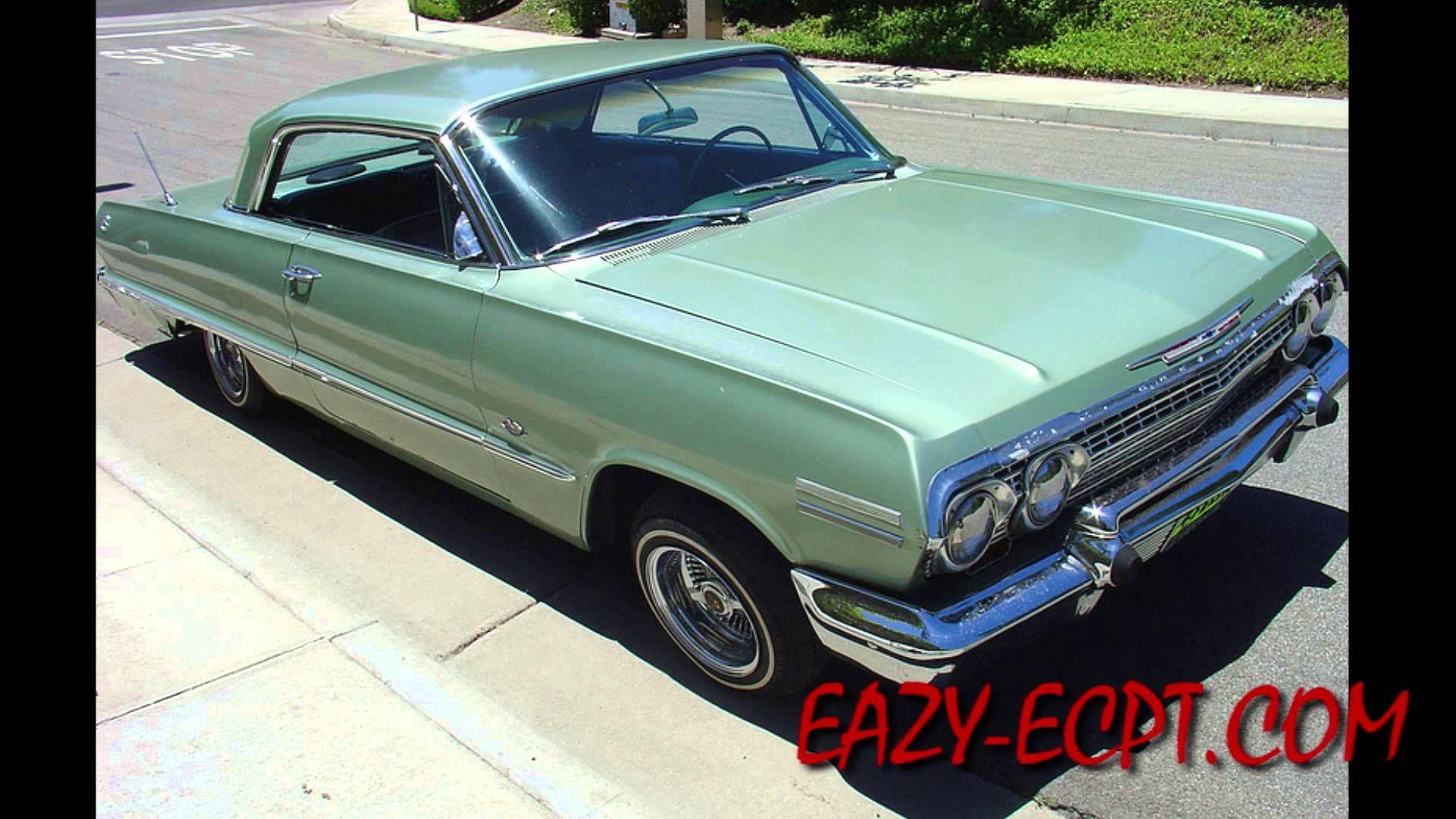 Eazy e s 1963 impala resurfaced eazye