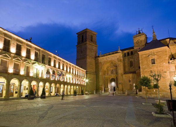 Ciudad Real Castilla La Mancha Villanueva De Los Infantes
