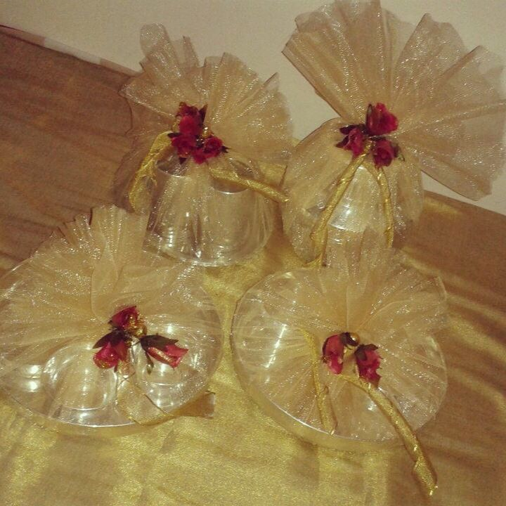 Indian Wedding Gifts Packing Ideas: 1st Choice Gift : 1st Choice Trousseau Packing With Rose