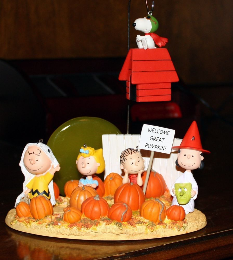 Linus Great Pumpkin Coloring Page