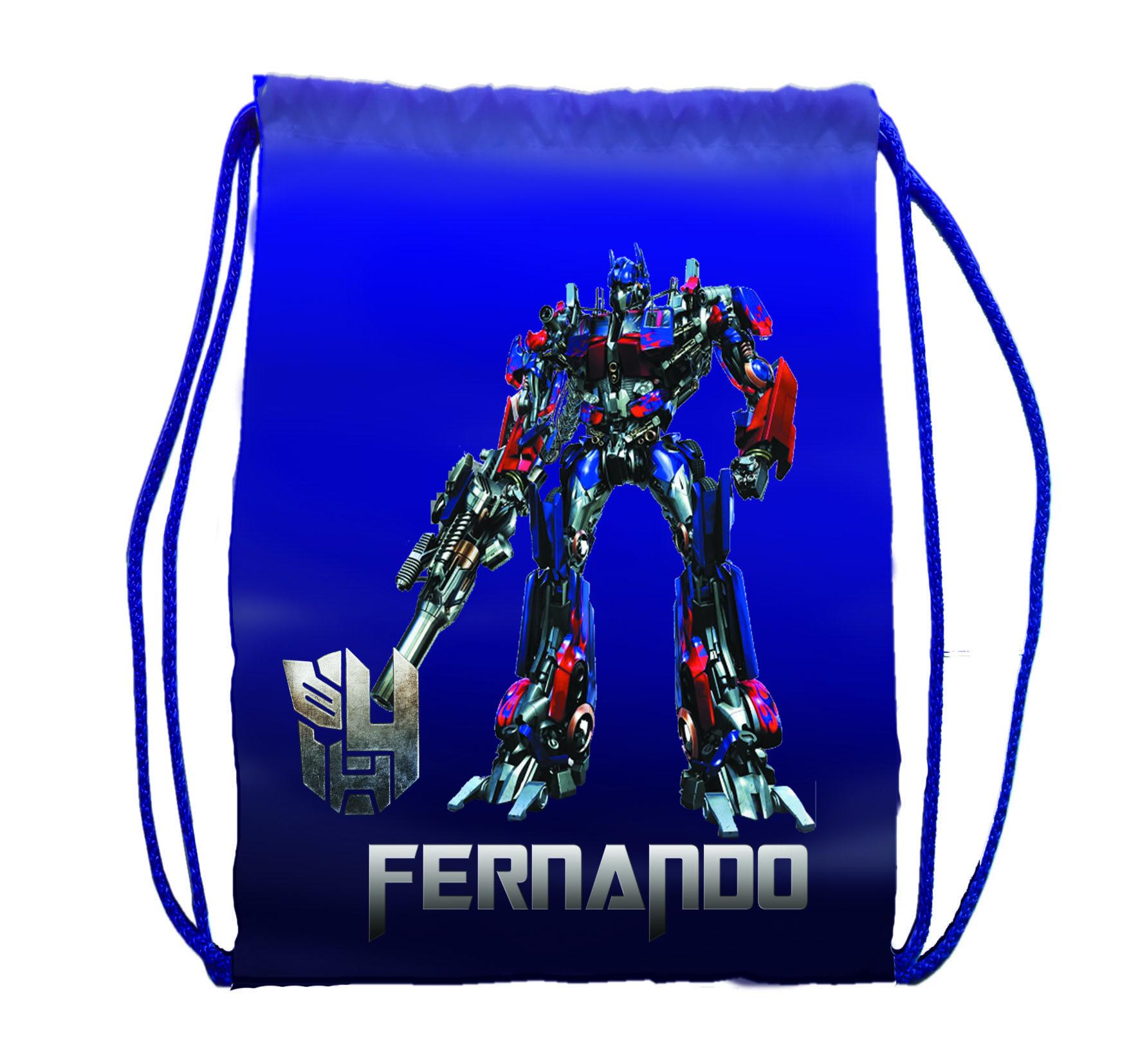 Bolsa para dulces Transformers Optimus Prime, Bumble Bee, recuerdo ...