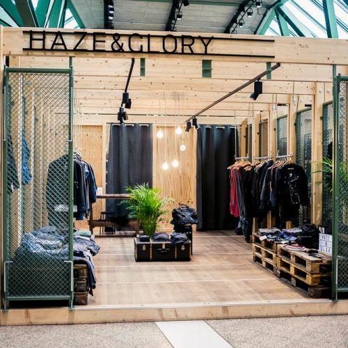 Rent Pop Up Space Bikini Berlin In Berlin Pop Up Shops Pop Up Market Warehouse Design