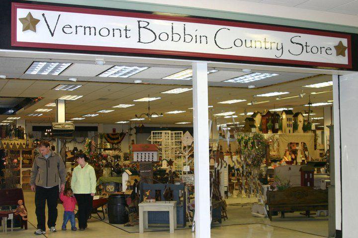 Vermont Bobbin Country Store Berlin, VT 05602 Vermont