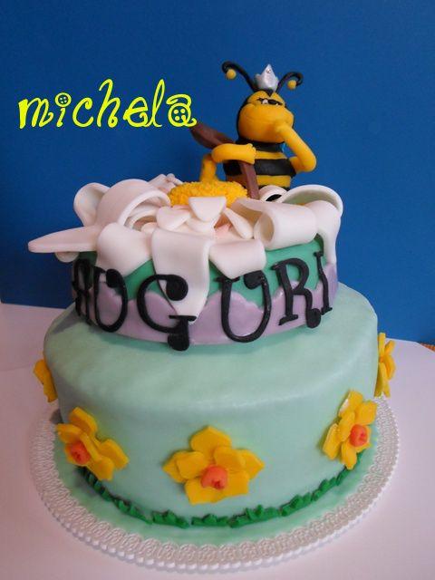 LA TORTA DELL' APE REGINA  Cake Queen Bee