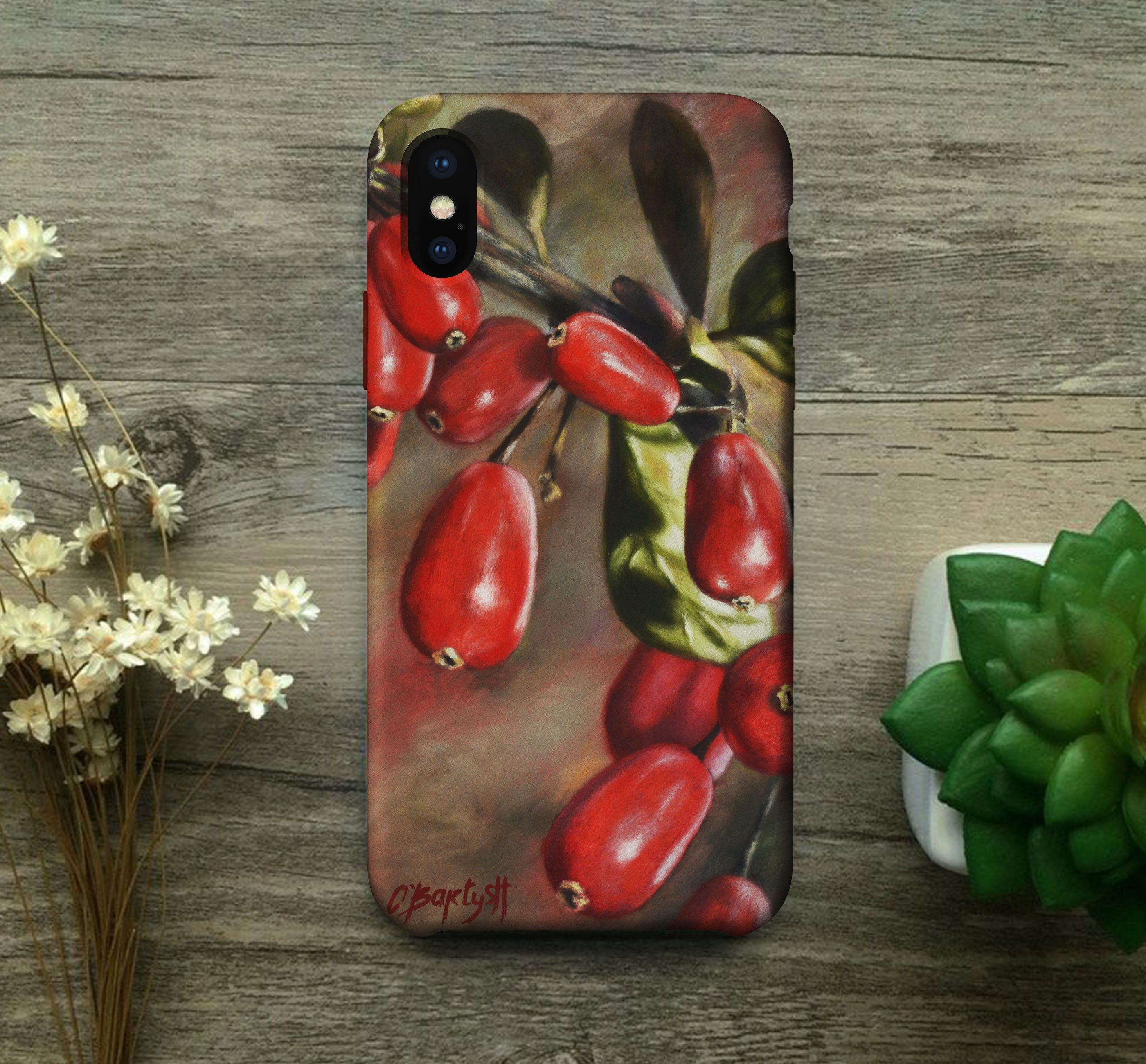 new style 926c2 a6954 iphone XS Max case red burberry Samsung galaxy S9 cool food iPhone X ...