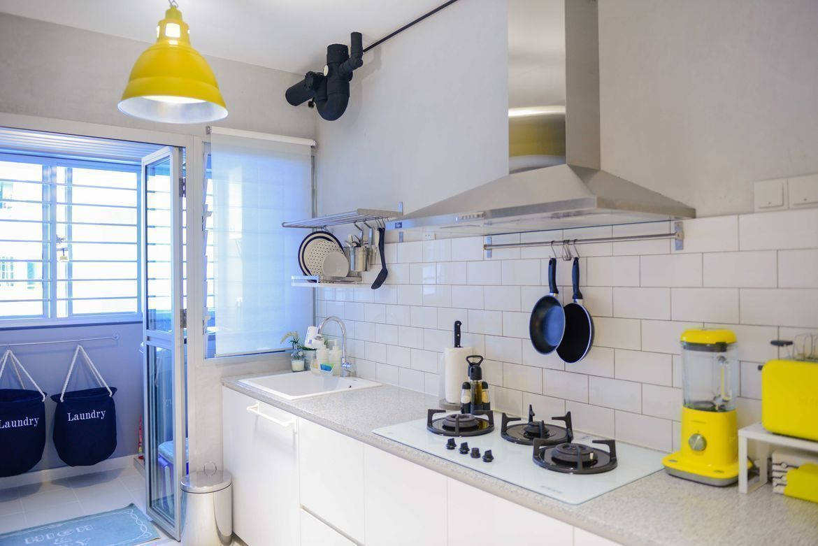 Hanging Bar Rod for Pots and Pans - For Drying | Home - Kitchen ...