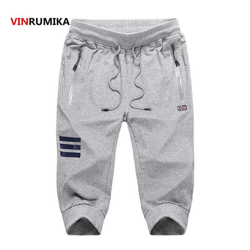 Click to Buy << England style men's summer casual brand gray