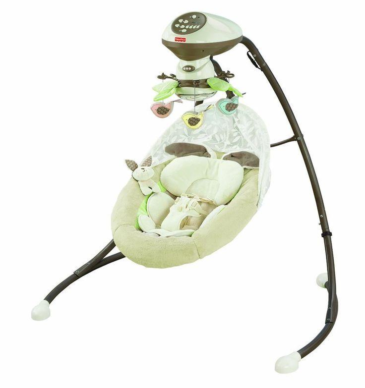 Free Shipping Baby Swing Cradle Adjustable Seat Positions Machine-washable Seat #FisherPrice (scheduled via http://www.tailwindapp.com?utm_source=pinterest&utm_medium=twpin&utm_content=post15892394&utm_campaign=scheduler_attribution)