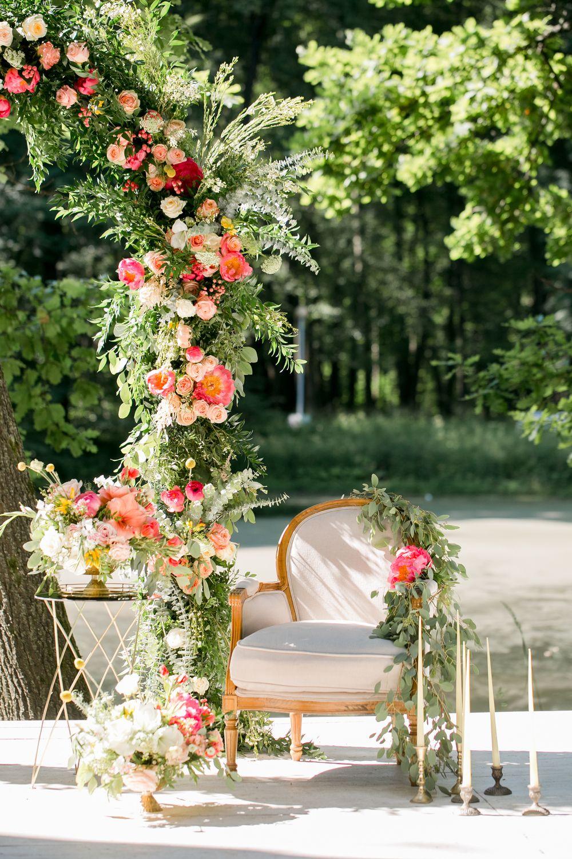 композиция в свадебной фотографии день