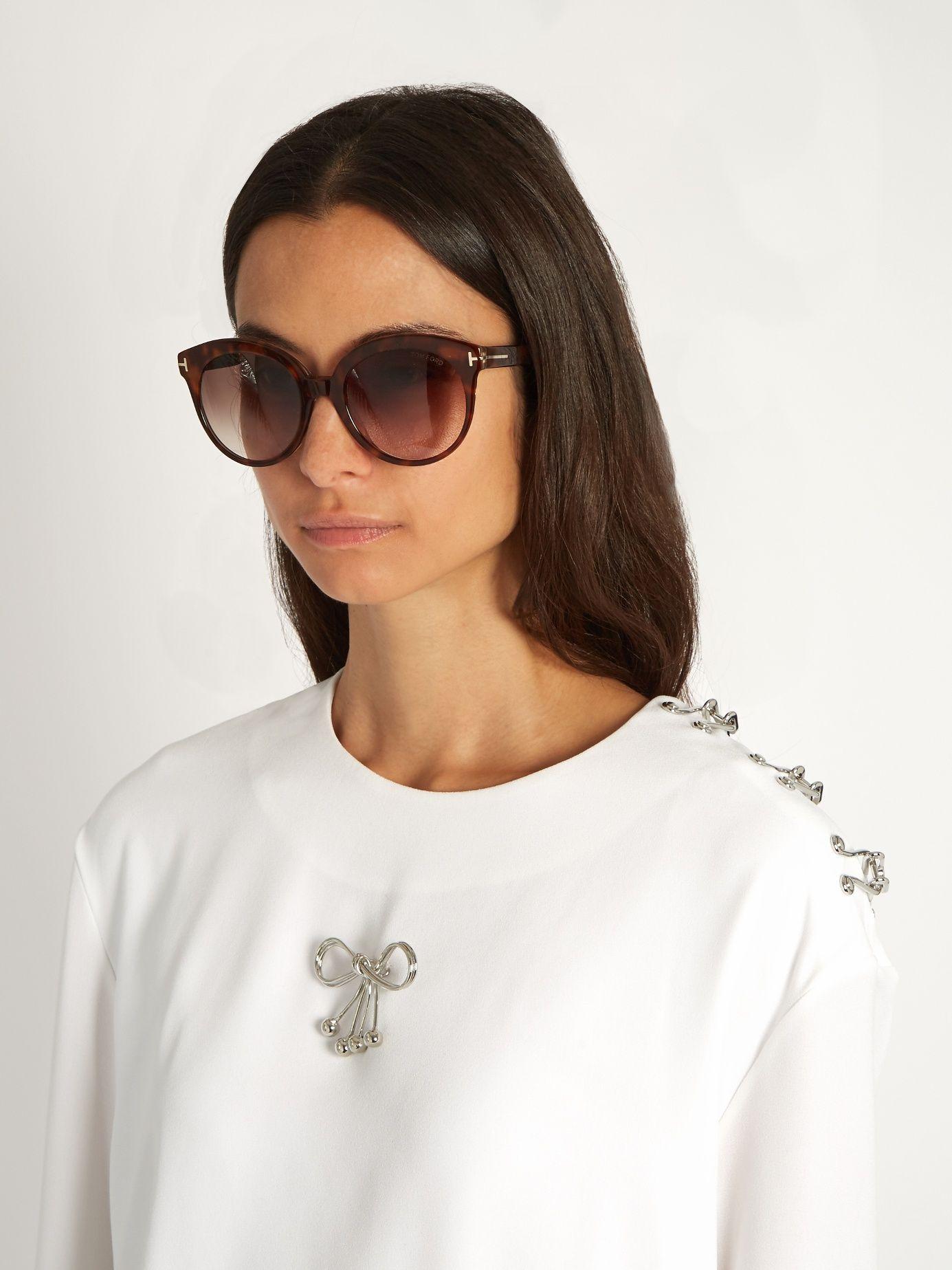 027677d25d0 Monica acetate sunglasses
